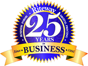 Riteway Business Forms 20 Years in Business